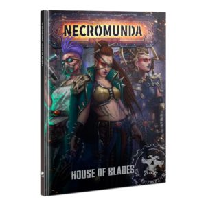 Necromunda: House Of Blades (English)