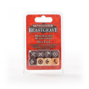 WH Underworlds: Morgwaeth's Blade-coven Dice Set