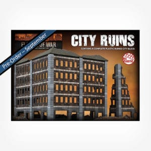 Runied City Building (Plastic)
