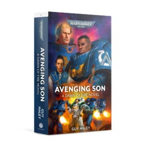 Dawn of Fire: Avenging Son (PB)