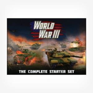 World War III: Team Yankee - Complete Starter Set