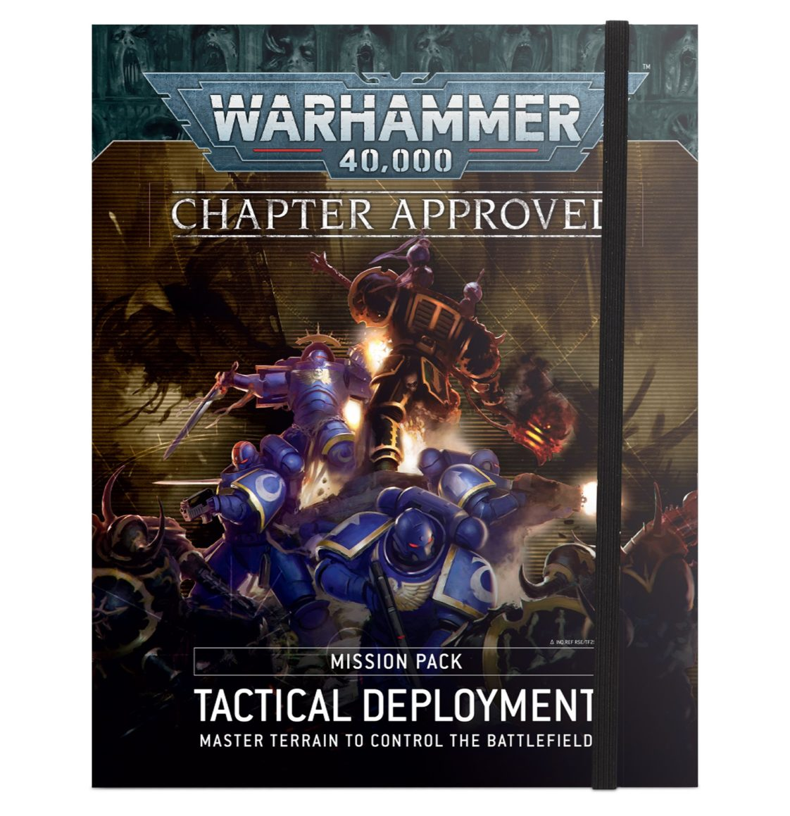 Warhammer 40,000: Tactical Deployment Mission Pack (English)