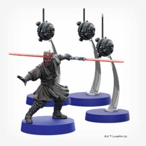 Darth Maul and Sith Probe Droid Operative Expansion