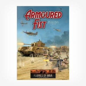 Armoured Fist - Book
