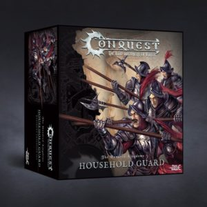 Hundred Kingdoms: Household Guards