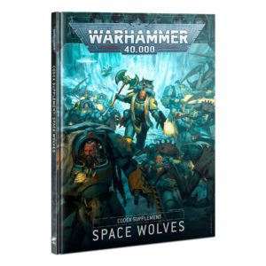 Codex: Space Wolves (HB) (English)