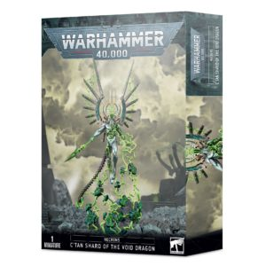 Necrons C'tan Shard of the Void Dragon