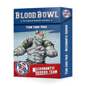 Blood Bowl: Necromantic Team Cards (English)