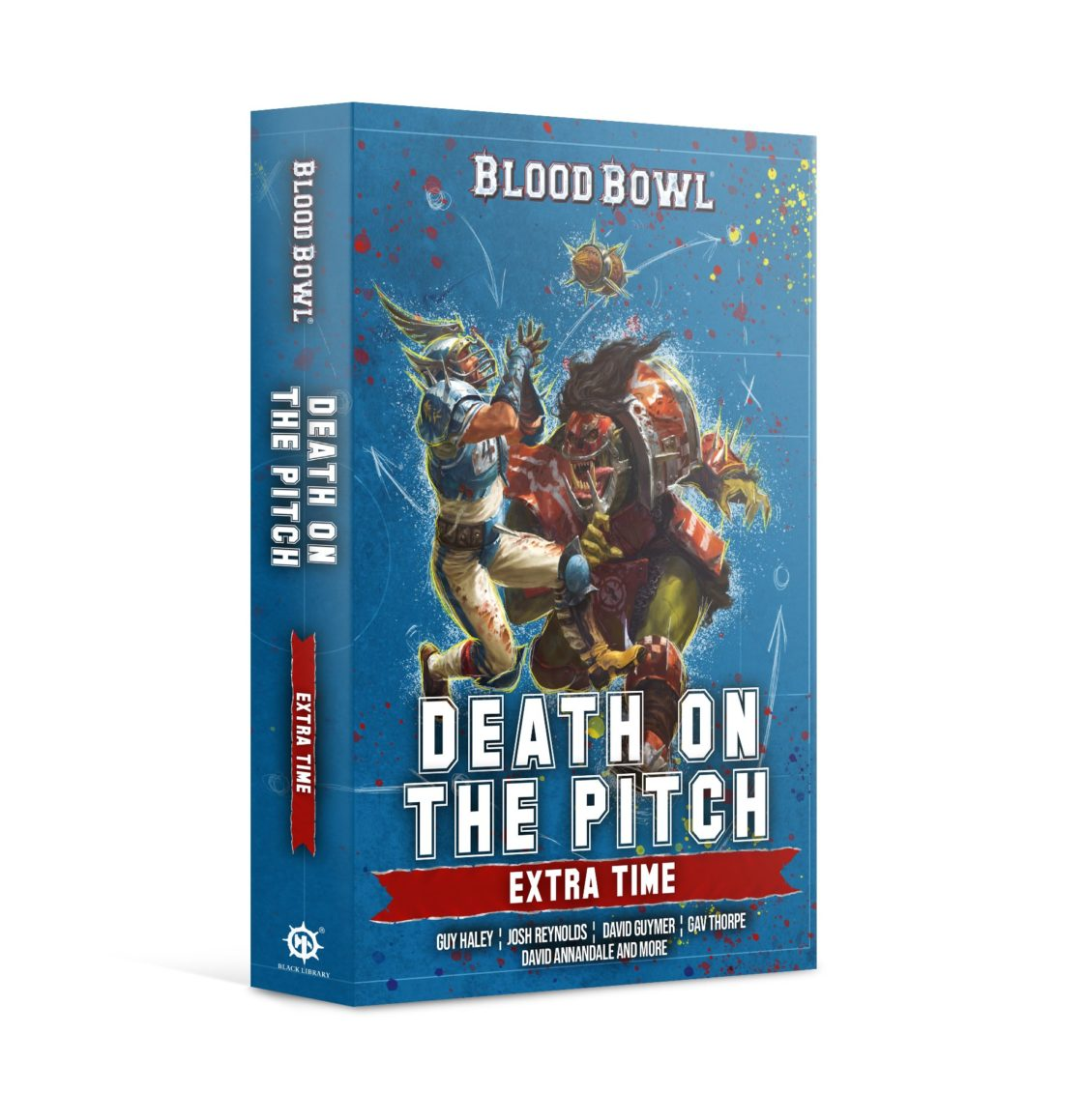 Blood Bowl: Death on the Pitch - Extra Time (PB)