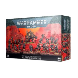 Chaos Space Marines Battleforce: Decimation Warband