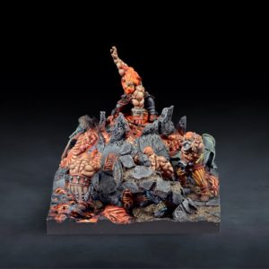 Dweghom: Eruption Retinue Founder's Exclusive Edition