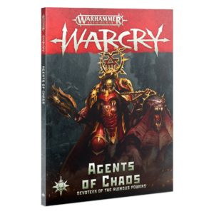 Warcry: Agents of Chaos (English)