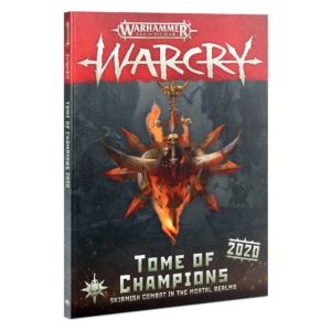 Warcry: Tome of Champions 2020 (English)