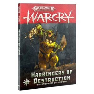 Warcry: Harbingers of Destruction (English)