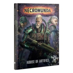 Necromunda: House of Artifice (English)