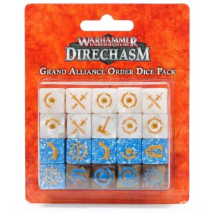 WH Underworlds: Grand Alliance Order Dice Pack