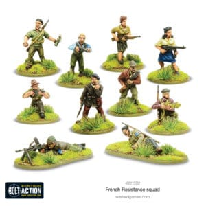 French Resistance Squad