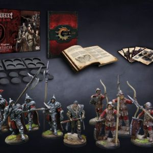 First Blood: Hundred Kingdoms Starter Set