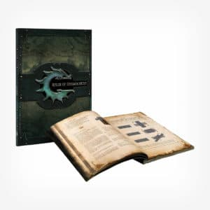 Conquest The Last Argument of Kings Softcover Rulebook