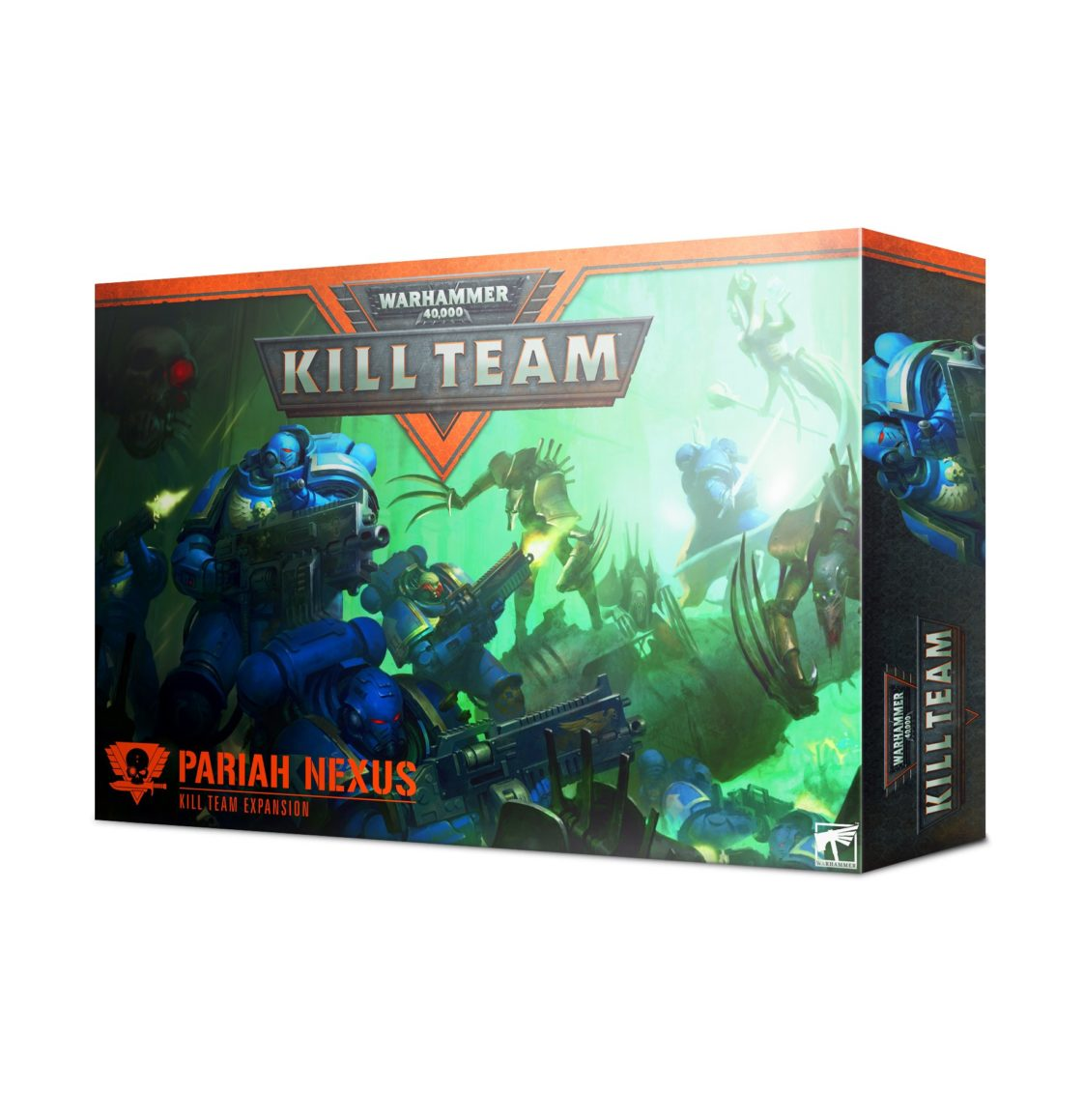 Kill Team: Pariah Nexus (English)