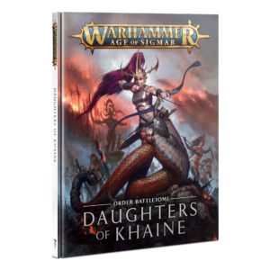 Battletome Daughters of Khaine (English)