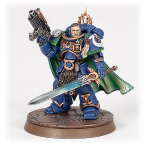 Ultramarines Captain Uriel Ventris