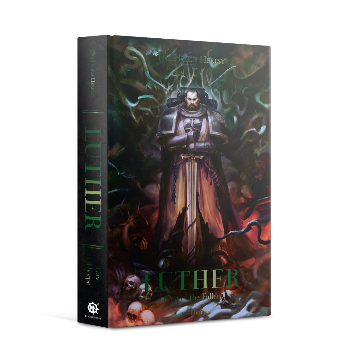 Luther: First of the Fallen (PB)