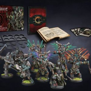 First Blood: W'adrhŭn Starter Set