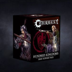 Hundred Kingdoms: Army Support Pack Wave 2