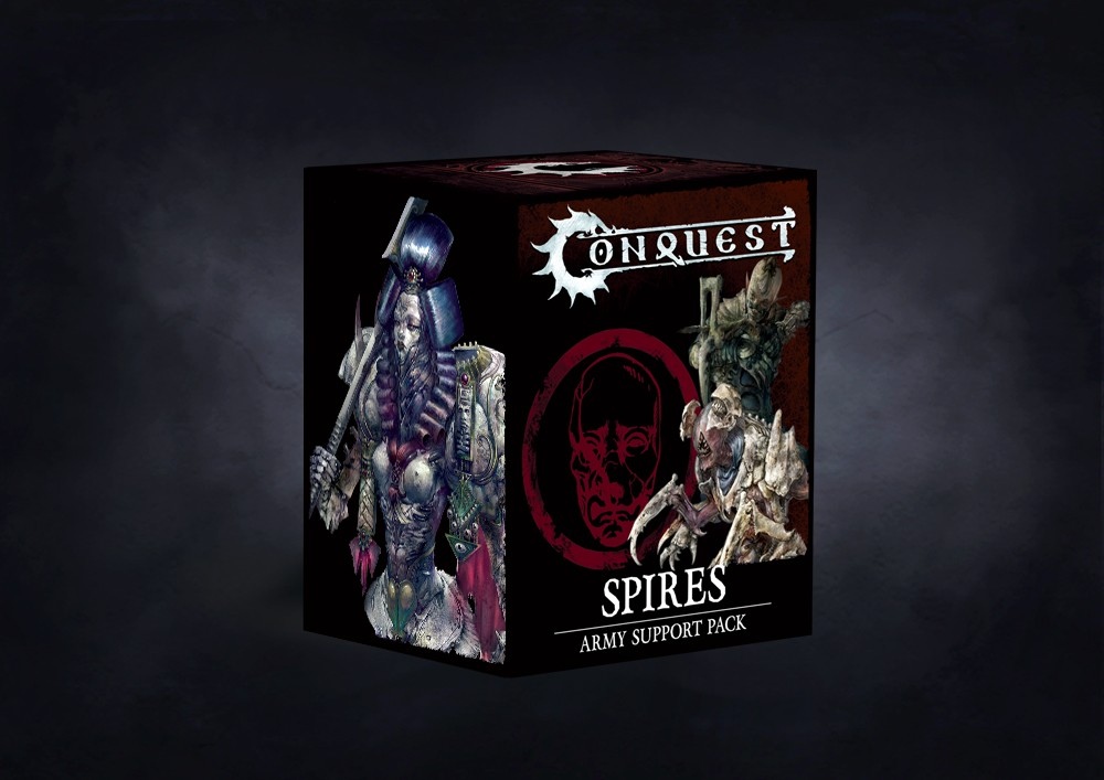 Spires: Army Support Pack Wave 2