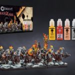 Rage X Fire – Collab with Warcolours