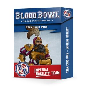 Blood Bowl: Imperial Nobility Card Pack