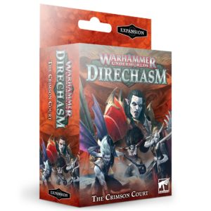 WH Underworlds: The Crimson Court (English)