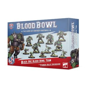 Blood Bowl: Black Orc Team