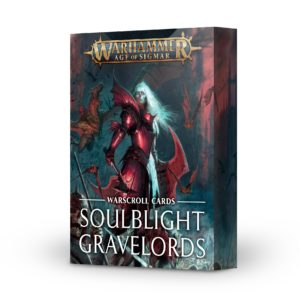 Warscrolls: Soulblight Gravelords (English)