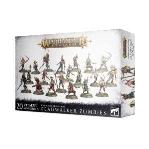 Soulblight Gravelords: Deadwalker Zombies