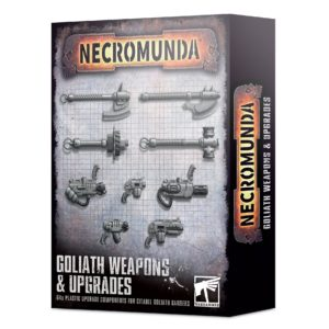 Necromunda: Goliath Weapons & Upgrades