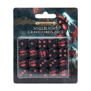 Soulblight Gravelords Dice Set