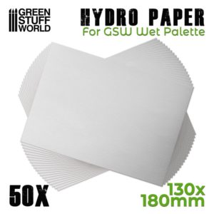 Hydro Paper x50 (for GSW Wet Palette)