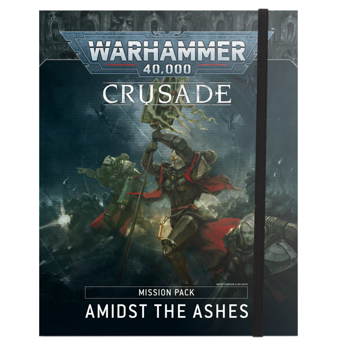 Amidst the Ashes Crusade Mission Pack (English)