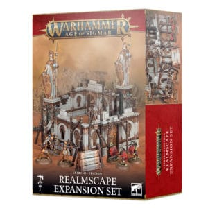 Age of Sigmar: Extremis Edition – Realmscape Expansion Set