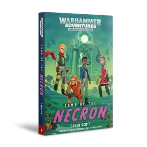 Warped Galaxies: Tomb of the Necrons (PB)