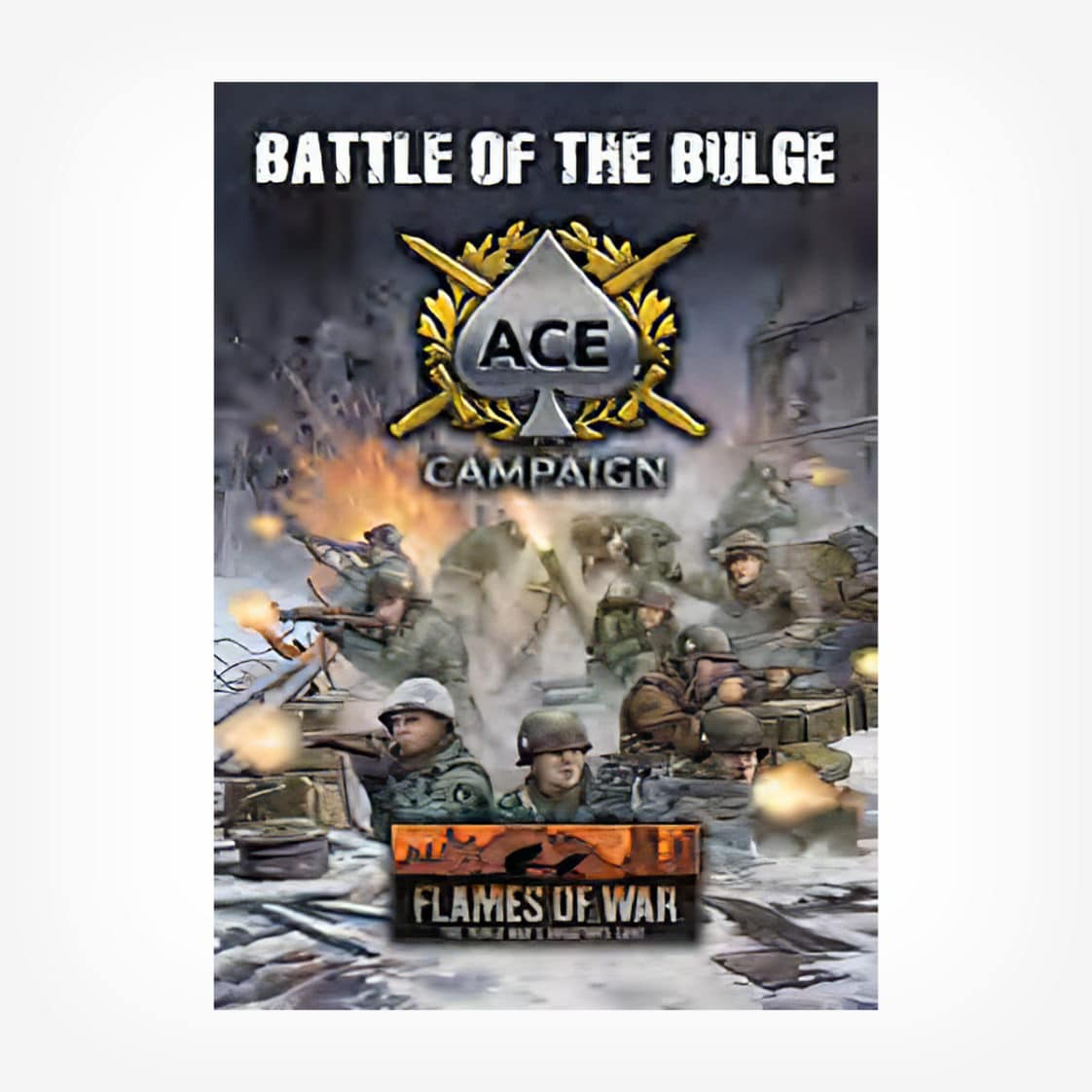 Battle of the Bulge Ace Campaign Card Pack