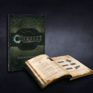 Conquest: The Last Argument of Kings Rulebook v1.5 (Softcover, English)